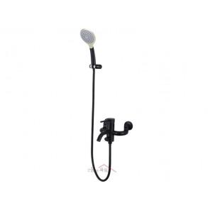 샤워욕조수전 하프 201B (블랙)