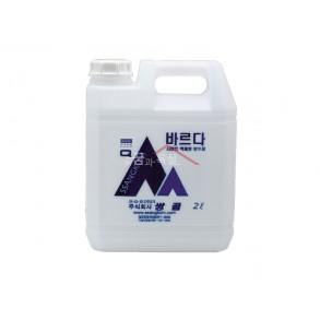 완결 방수액 바르다 (2ℓ)