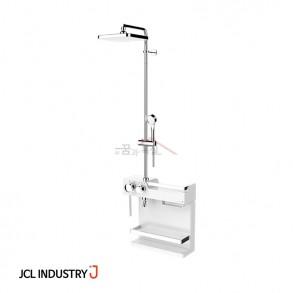 JCL 선반형 해바라기샤워기 J ONE-3000 PLUS / 하부선반 / 3way