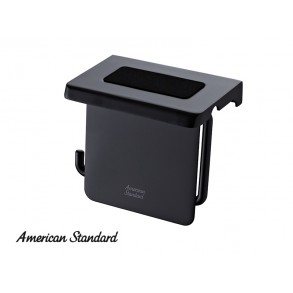 아메리칸 / 큐브-P 휴지걸이(블랙 무광) / FH0600