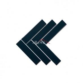 [모자이크 타일] 45×195 (204×280) / 19420V / 다크 블루 / 유광