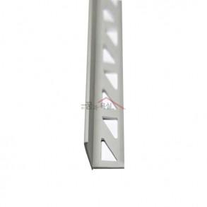 코너비드 / PVC / L자 / 10mm / 라이트그레이