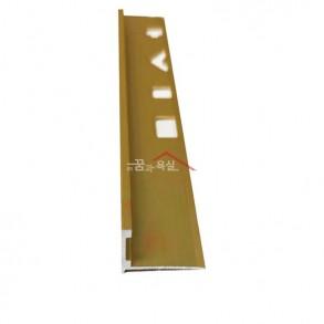 코너비드 / 알루미늄 L자  12mm / 골드