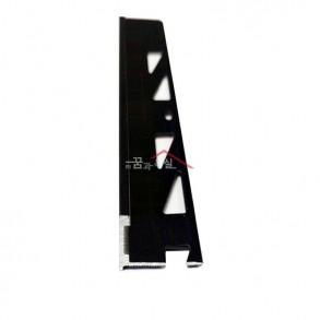 코너비드 / 알루미늄 L자  10mm / 블랙
