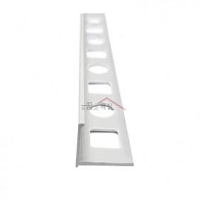 코너비드 / PVC / L자 / 10mm / 화이트