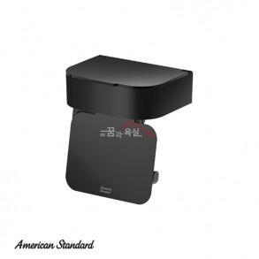 아메리칸 / 플랫 내추럴 휴지걸이(블랙 무광) / FH1053